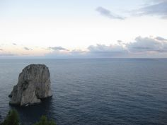 Capri,faraglioni