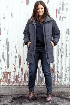 Steppjacke #ullapopken #plussize #plussizefashion #xl #jacket