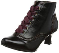 03ca8fccfa754e Joe Browns Damen Very Vintage Ankle Boots Pferdeschuhe  Amazon.de  Schuhe    Handtaschen