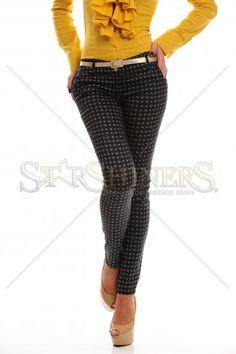 PrettyGirl Bubble DarkBlue Trousers