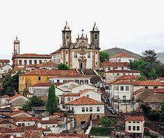 Barroco mineiro – Ouro Preto