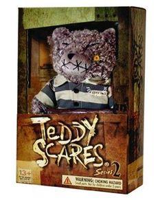 Teddy Scares Granger Evermore 12-Inch Plush