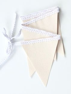 Canvas bunting available in white or natural canvas with cotton crochet lace trim. Perfect for nursery decor, baby showers, bridal showers and more. Custom lengths and options available. Cotton Crochet, Cotton Lace, Crochet Lace, Bunting Garland, Fabric Bunting, Bridal Showers, Baby Showers, Baby Room Neutral, Baby Shower