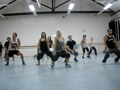 ...and then there is this one. UGH so wonderful! 'rude boy' Rihanna choreographed by Jasmine Meakin. Mega Jam.