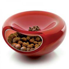 Schale Smiley rot - Eva Solo #red #bowl #glass #design