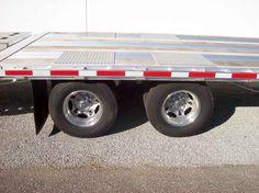 New 2016 Eby 30'+5' Hot Shot Gooseneck Flatbed ATVs For Sale in Nebraska.