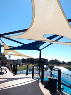 Get creative with your shade!! Visit our website for more possibilities or like us on facebook! www.pacificshadesails.com