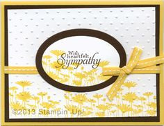 Stampin' Up! Cards - Best of 25 Years Stamps - Flowers