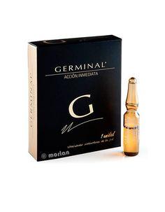 Un truco esencial para las ocasiones especiales. Las ampollas flash de Germinal tienen un efecto lifting instantáneo que devuelve la firmeza y la luminosidad al rostro cuando parece cansado. Una ampolla, 3,75 euros.