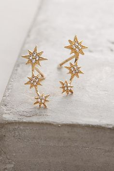 Tauri Crawler Earrings - anthropologie.com