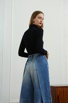 75043e30218e Porter Wideleg in Don  3x1denim  jeans  widelegjeans 3x1 Denim