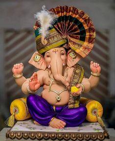 Shri Ganesh Images, Ganesh Chaturthi Images, Happy Ganesh Chaturthi, Ganesha Pictures, Ganesh Murti Images, Ganpati Photo Hd, Ganpati Bappa Photo, Baby Ganesha, Ganesha Art