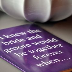 Cute idea for guest book?