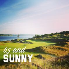 It's going to be beautiful June weather in Pierce County for the 2015 U.S. Open. http://usopen.traveltacoma.com/