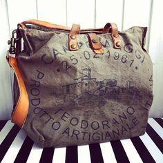 my new bag...#campomaggi #wardow