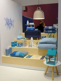 Retail VM | Visual Merchandising | Home Adornment | Retail Design | Shop Design |Normann Copenhagen at Maison et Objet Jan 2013
