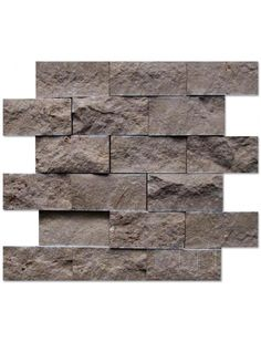 Marbleandthings is a leading US importer and wholesaler of Noce Travertine Split FaceTumbled Mesh Mounted Mosaic Tile.