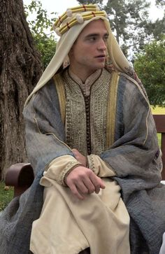 Rob as T.E. Lawrence