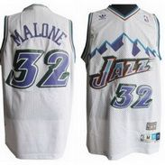 779c011c7 Discover the Karl Malone Utah Jazz White Mountains Jersey Lastest collection  at Footseek. Shop Karl Malone Utah Jazz White Mountains Jersey Lastest  black