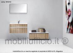 comp. WIC012 – #arredo per #bagno adatto per casa o ufficio. Richiedi info sulla chat del sito in maniera veloce e funzionale.