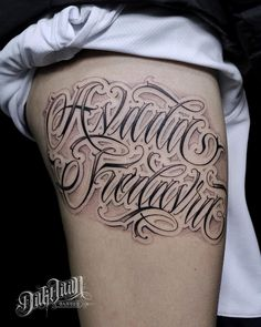 Tattoo Fonts, Lettering Design, Tattoo Ideas, Clock, Signs, Tatoo, Lettering Art, Abstract Drawings, Tatuajes