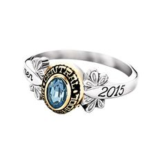 my class ring style, mine says 2013 bhs and katie, of course :)
