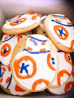 Star Wars Cookies.