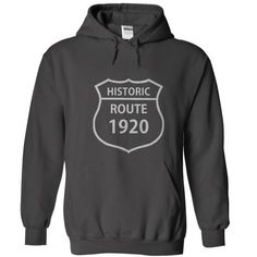 1920 Birthdays Historic Route - #gift card #couple gift. LIMITED TIME => https://www.sunfrog.com/LifeStyle/1920-Birthdays-Historic-Route-Charcoal-15353953-Hoodie.html?68278