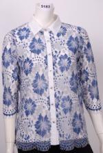 Paola Davoli primavera estate moda fashion knitwear womenswear Italy Via Vescucci 41 42PL 40PA 18CO+100CO