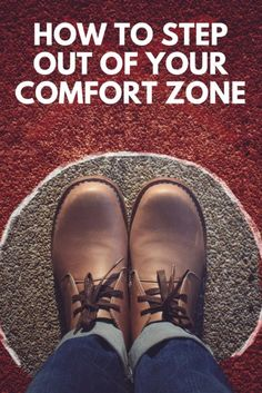 How to Step Out of Your Comfort Zone and Try Something New | Live A Happy Place | #lifegoals #happyhacks