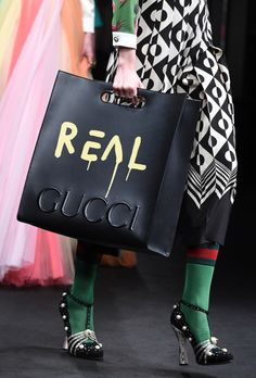 Gucci Fall 2016: See the Standout Runway Looks and Accessories | StyleCaster