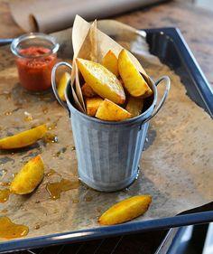 Rezept für Potato Wedges, Foto: © Justyna Krzyzanowska