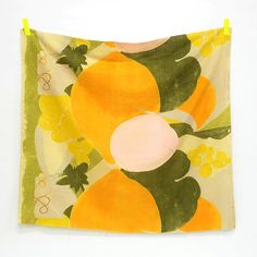 """Nani Iro Spring 2013 """"&"""" hand painted fabric"""