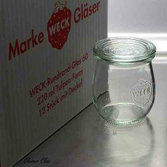 Weck Gläser