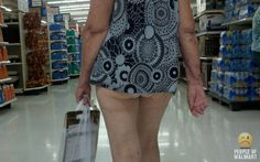 People of Walmart THAT IS JUST WRONG!!!