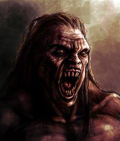 Uruk Hai by LochaPowa on deviantART