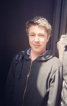 Aidan Gillen out in Dublin by callmekunle, April 2013.