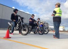 You have decided you want to get a Motorcycle Training? RIDER TRAINING NZ Provide Riderskills Training. We offer designed three different Basic Handling Skill (BHS) package deals to suit most of our students.