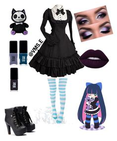 """PSG"" by vmse1997 on Polyvore featuring JINsoon and Jin Soon"