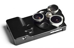 The iPhone Lens Dial     A complete three-lens optical system for serious iPhoneographers