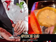 La serata giusta per degustare un buon cocktail da American Bar - Poggiardo - Drink Premium Club La magia delle spezie, cannella, anice stellato, ginepro, per esaltare il gusto dei nostri distillati premium