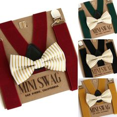 Gold Bow Tie Christmas Outfit for Boys Holiday Bow Tie and Suspenders Toddler Suspenders Holiday Outfits for Toddler Boys Bow Tie Set Santa pictures little boy clothes baby bow tie family photos outfits cute kids clothes - September 29 2019 at Little Boy Outfits, Teenage Girl Outfits, Cute Outfits For Kids, Teenager Outfits, Toddler Outfits, Baby Boy Outfits, Little Boys, Toddler Boy Fashion, Kids Fashion