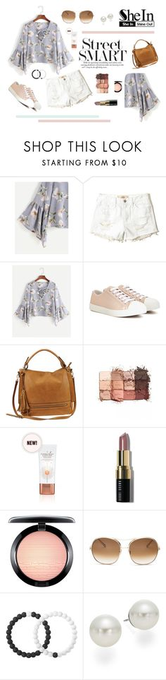 """Spring wonders!!"" by tinita-sjm ❤ liked on Polyvore featuring Hollister Co., Prada, Urban Expressions, tarte, Bobbi Brown Cosmetics, MAC Cosmetics, Chloé, Lokai and AK Anne Klein"