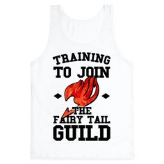 Training to Join the Fairy Tail Guild - Training to Join the Fairy Tale Guild. This Dragon Slayer is getting fit and training to join the Fairy Tale Guild to be the greatest wizard in Fiore.