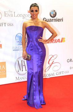 Eva Longoria, anfitriona de lujo en la 'Global Gift Gala' de Marbella por la que lucieron modelitos de infarto muchas celebrities más