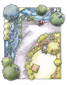 garden leave in redundancy ideas Pinterest Gardens Leave in