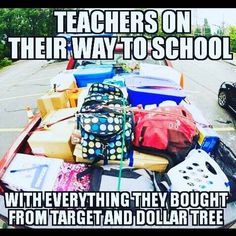 When you see these classroom setup photos you'll want to give a raise to teachers everywhere who spend their summers making life nicer for our kids. Teacher Humour, Teacher Stuff, Teacher Sayings, Teaching Memes, Teaching Ideas, Education Humor, Primary Education, Education Reform, Special Education