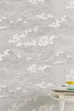 Cloud Formation Wallpaper | Anthropologie
