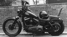 New motorcycle harley dyna street bob ideas Harley Davidson Custom, Harley Davidson Street 500, Harley Davidson Chopper, Harley Davidson Sportster, Harley Dyna, Harley Bikes, Harley Wheels, Triumph Motorcycles, Custom Motorcycles