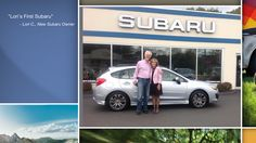 Dear Lori Clark   A heartfelt thank you for the purchase of your new Subaru from all of us at Premier Subaru.   We're proud to have you as part of the Subaru Family.